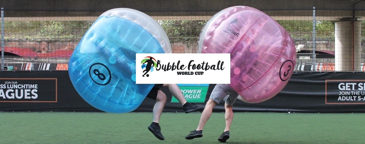 Bubble Football World Cup Officially Announced