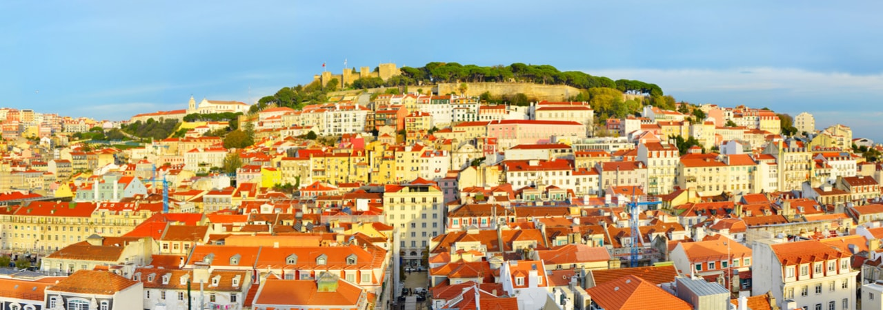 Lisbon's Most Famous Landmarks Stags