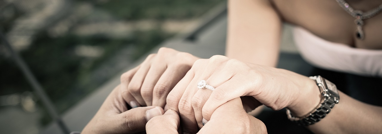 Advice from the other gender... How to pick the perfect engagement ring