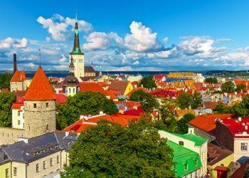 Tallinn daytime