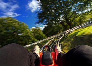 bobsleighing